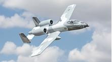 Billede af UMX A-10 Thunderbolt BL BNF Basic med AS3X