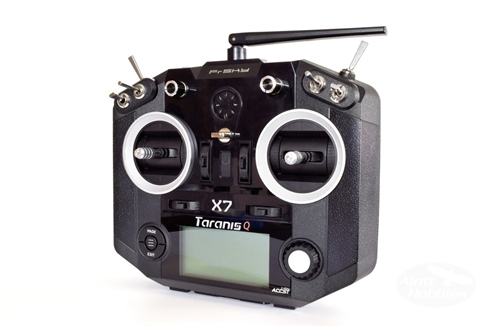 Picture of FRSky Taranis Q X7 - sort