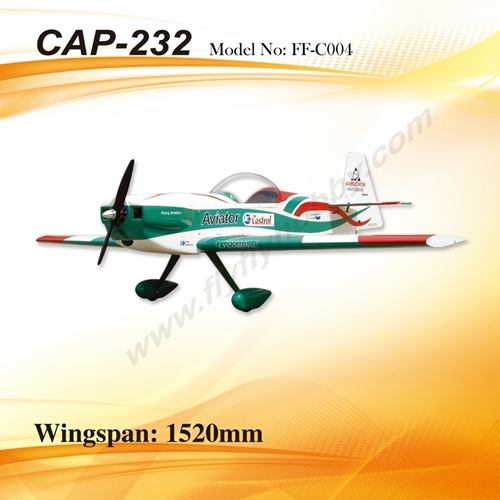 Picture of Cap 232 KIT +Prop (balsa)