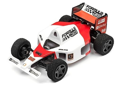 Picture of HPI Formula Q32 - hvid/rød