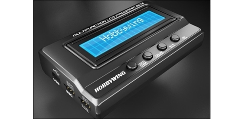 Picture of HE012 - HOBBYWING Multifunction Program Box