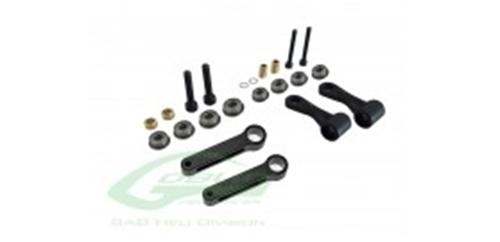 Picture of Radius Arm Set Black Matte