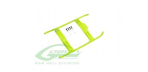 Picture of Yellow Plastic Landing Gear - Fireball