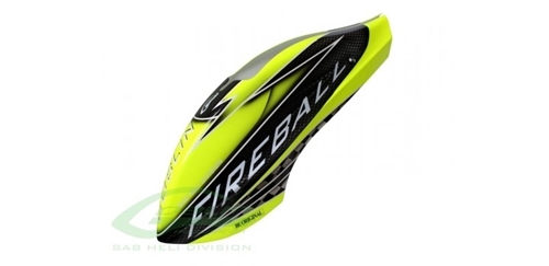 Picture of FG Canopy Fireball Yellow