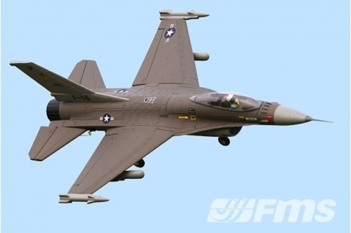 Picture of Rochobby F-16 Fighting Falcon v2 64mm (FMS)