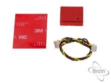 Billede af Brain (1 og 2) remote USB port (rød)