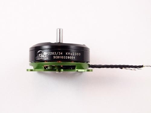 Picture of Cobra C-2203/34 Brushless Motor, Kv=2300